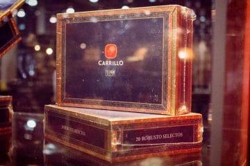 E.P. Carrillo Cigars booth IPCPR 2016