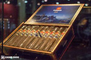 E.P. Carrillo Dusk cigars IPCPR 2016
