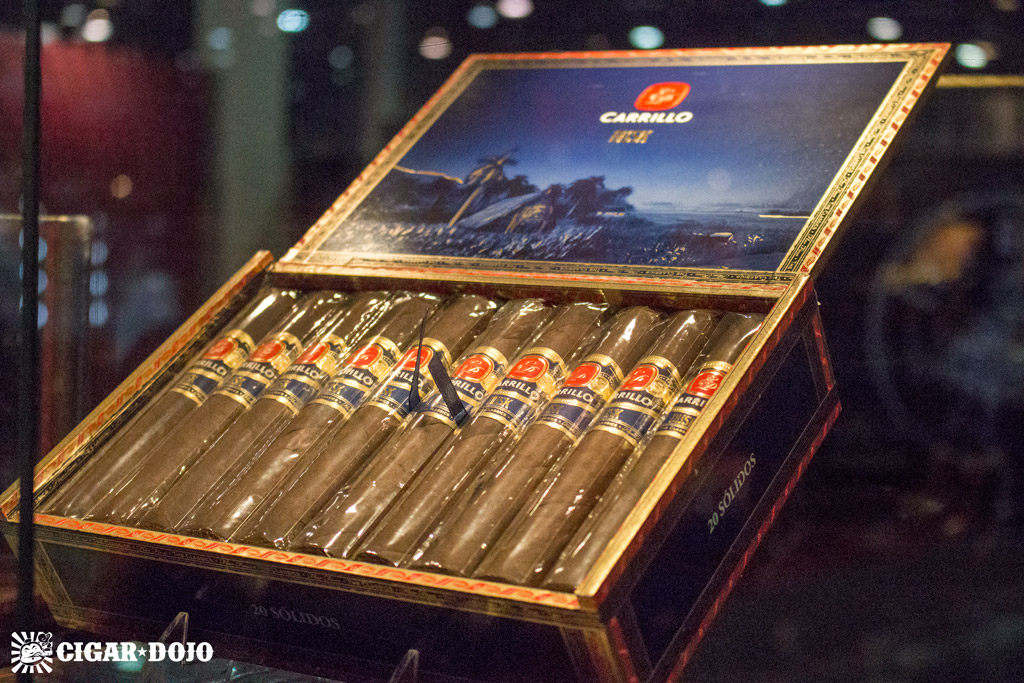 E.P. Carrillo Dusk cigars IPCPR 2016