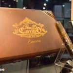 E.P. Carrillo Family Series Encore cigar box IPCPR 2016