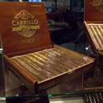E.P. Carrillo The Original Rebel Maverick cigars IPCPR 2016