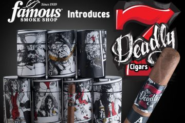Famous Smoke Shop Seven Deadly Sins cigars