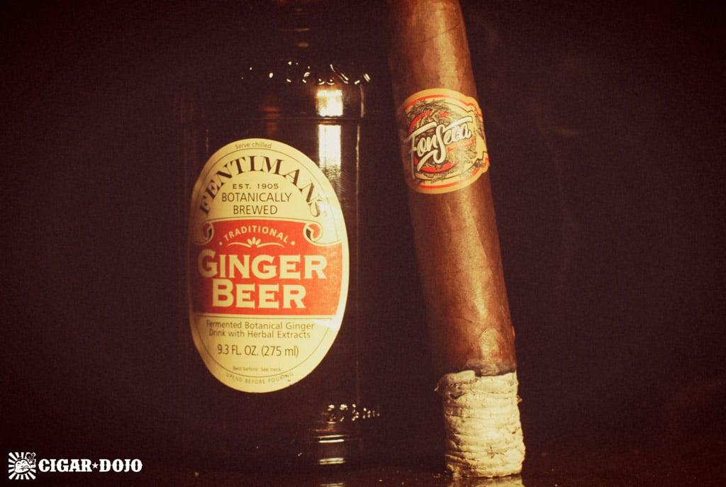 Quesada Fonseca Nicaragua cigar and beverage pairing