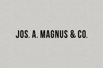 Jos. A. Magnus & Co distillery logo