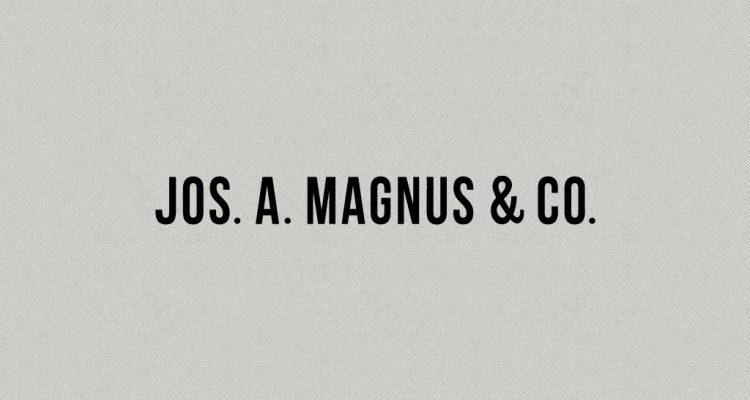 Jos. A. Magnus & Co distillery logo