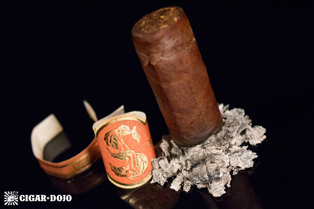 Matilde Quadrata Robusto cigar review and rating