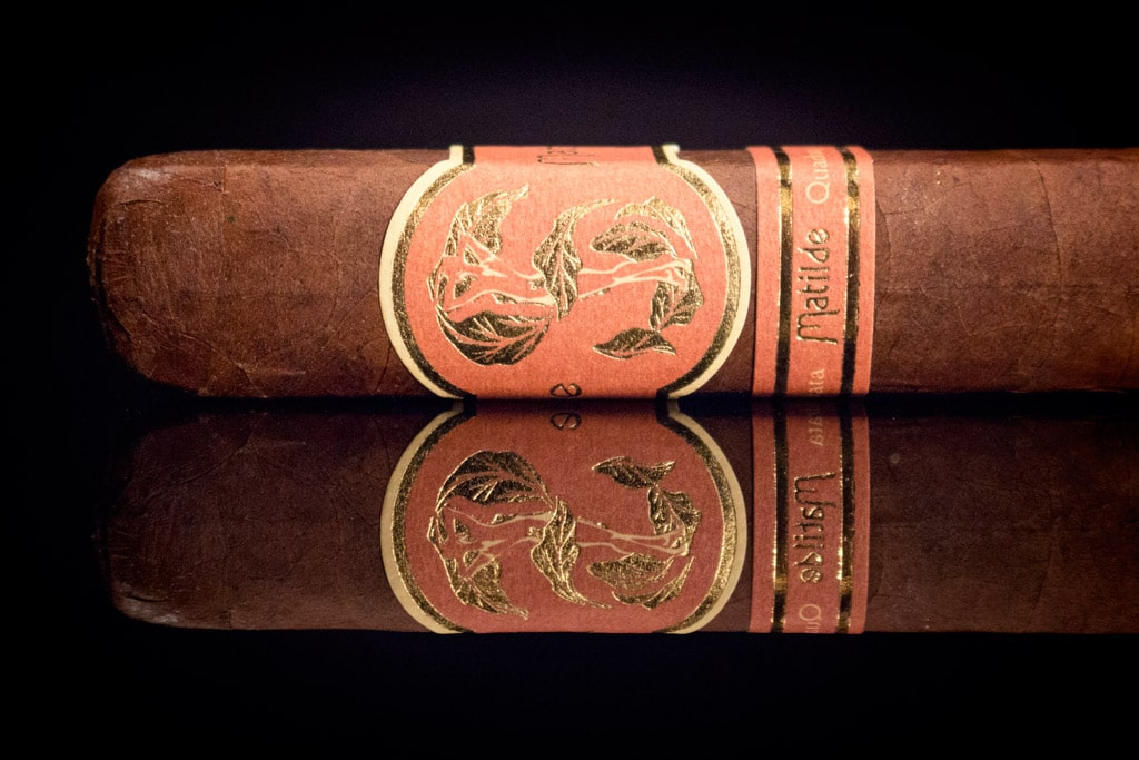 Matilde Quadrata Robusto cigar review