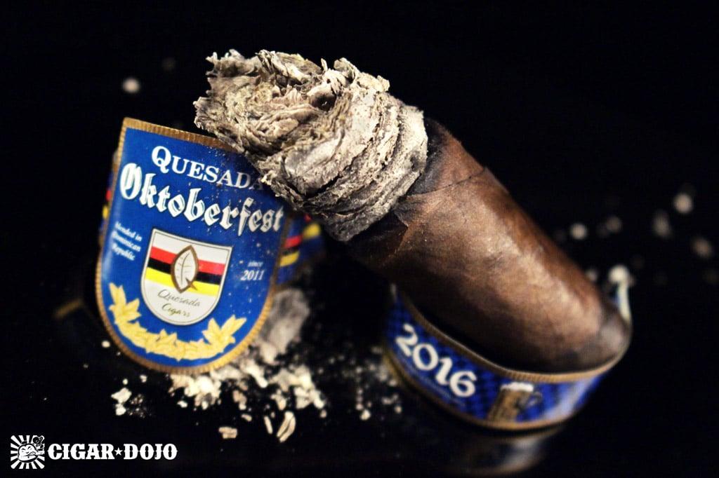 Quesada Oktoberfest 2016 Kugel cigar review and rating