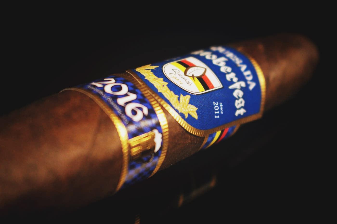 Quesada Oktoberfest 2016 Kugel cigar review