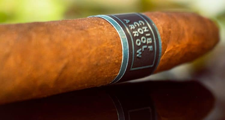 Room101 Chief Cool Arrow Ranflajo cigar review