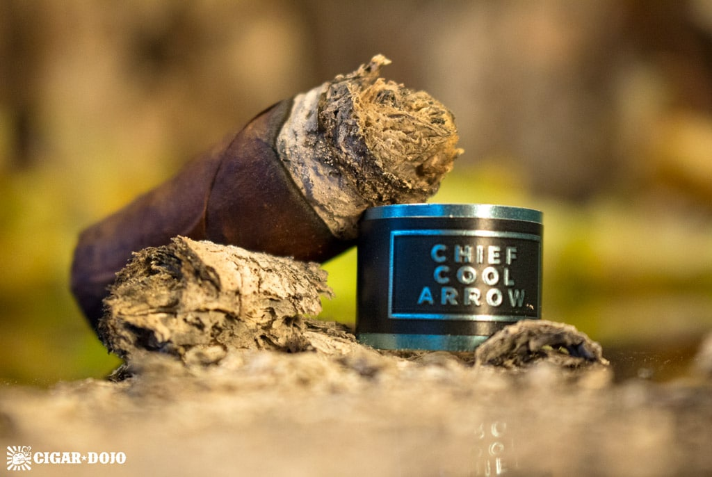 Room101 Chief Cool Arrow Ranflajo cigar review and rating