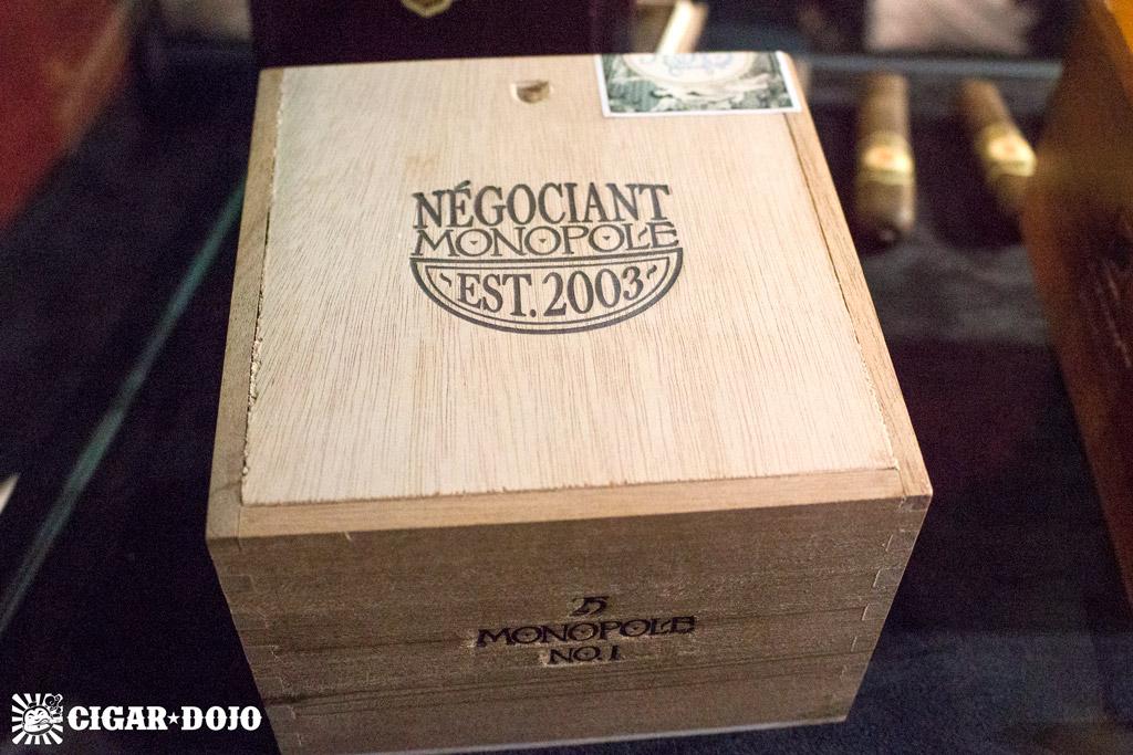 Tatuaje L'Atelier Négociant Monopole 2003 cigars IPCPR 2016