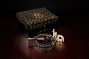 Meier & Dutch Lucious Lyon cigar accessories
