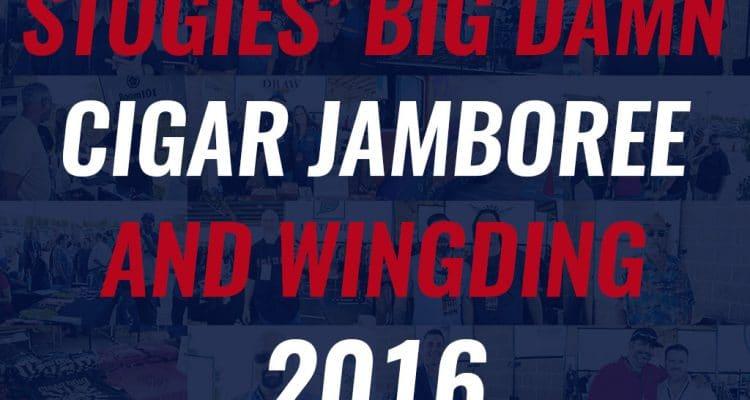 Stogies Big Damn Cigar Jamboree and Wingding cigar event 2016