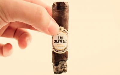 Crowned Heads Las Calaveras Edición Limitada 2016 LC46 cigar review