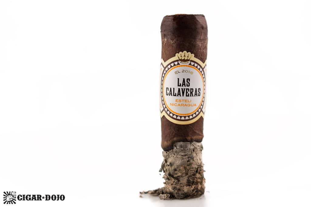 Crowned Heads Las Calaveras Edición Limitada 2016 LC46 cigar review and rating