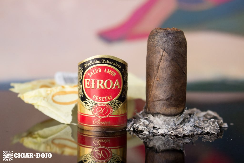 Eiroa The First 20 Years Series cigar review and rating