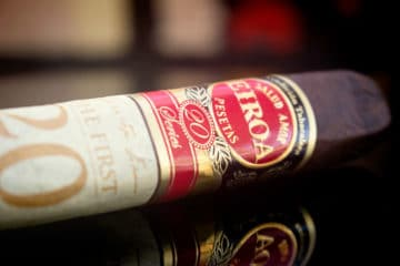 Eiroa The First 20 Years Series cigar review