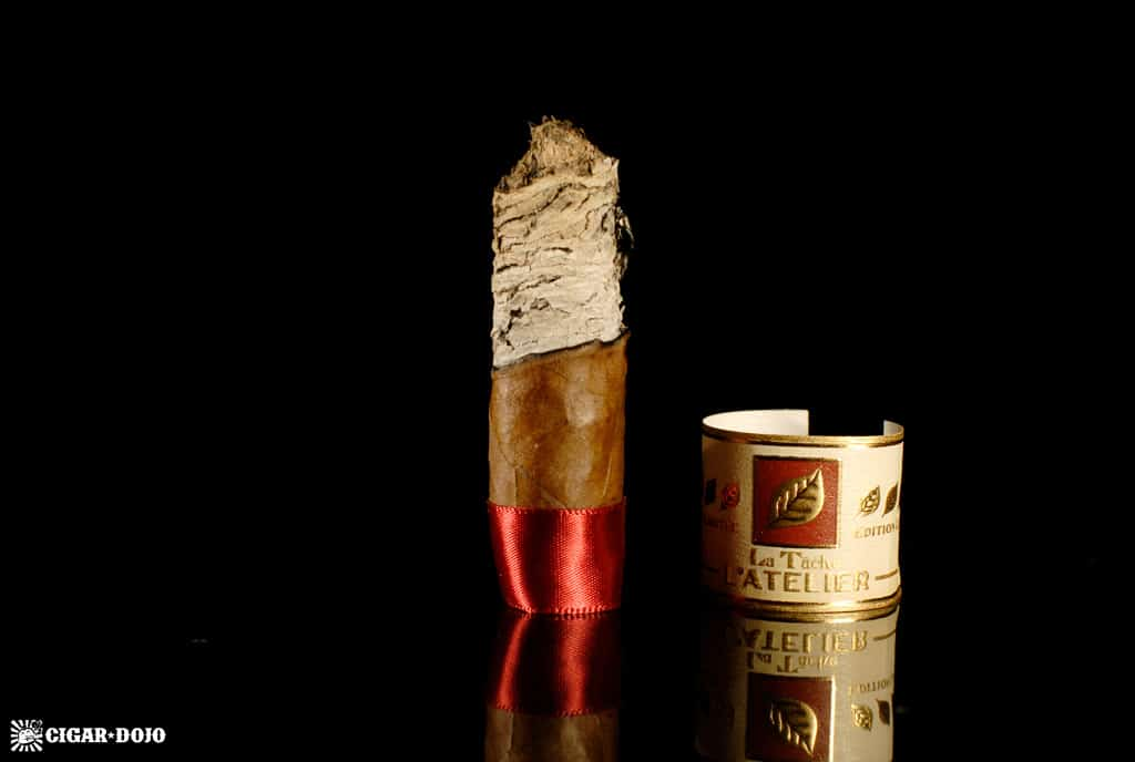L'Atelier Côte d'Or La Tâche cigar review and rating