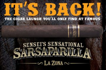 Sensei's Sensational Sarsaparilla II cigars now for sale
