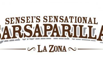 Sensei's Sensational Sarsaparilla logo