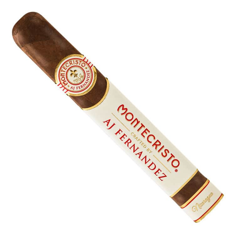 Montecristo Crafted by A.J. Fernandez cigar