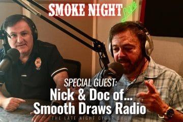 Smooth Draws radio hosts