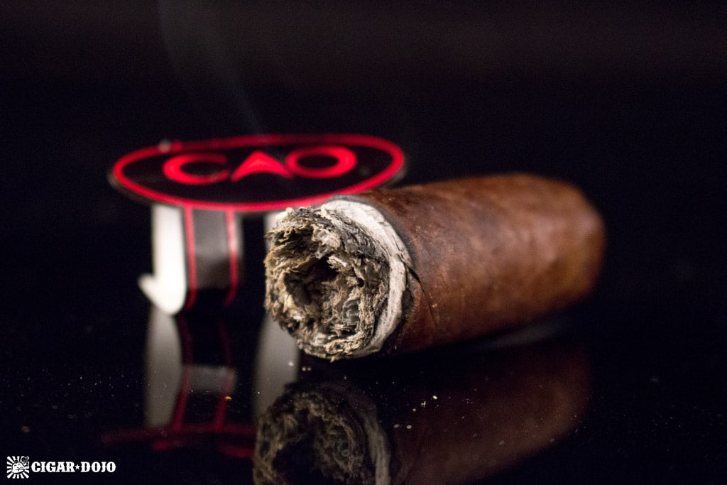 CAO Consigliere Associate robusto cigar review and rating