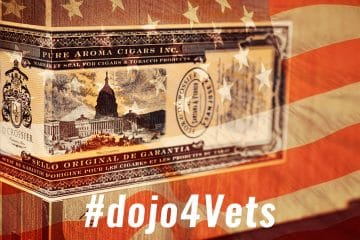 Cigar Dojo Veteran's Day cigar giveaway