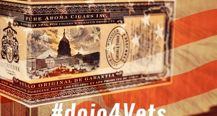 Cigar Dojo Veteran's Day cigar giveaway