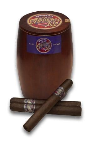 Quesada Holiday Keg cigars
