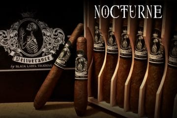 Black Label Trading Company Deliverance Nocturne cigars