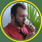 Seth Geise cigar icon