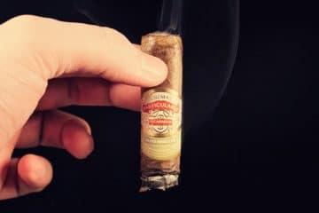 Sindicato Particulares #1 cigar review