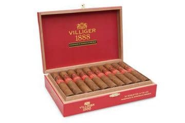 Villiger Cigars 1888 packaging