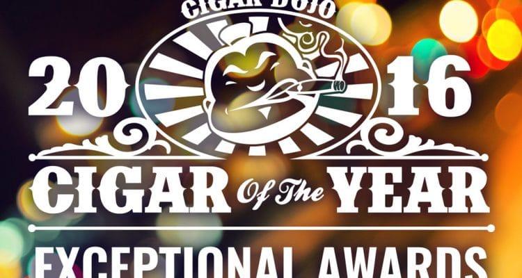 Cigar Dojo 2016 Exceptional Cigar Awards