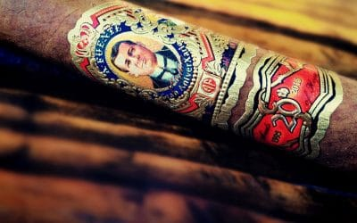 Fuente Don Arturo Gran AniverXario Churchill 2016 cigar review