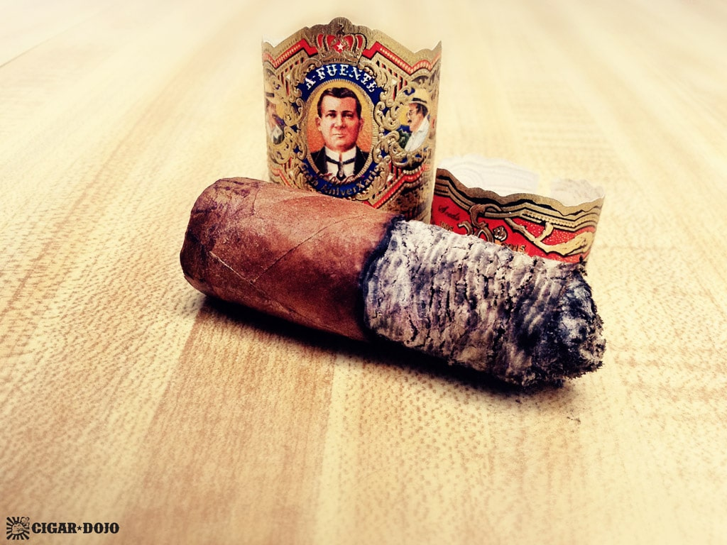 Fuente Don Arturo Gran AniverXario Churchill 2016 cigar review and rating