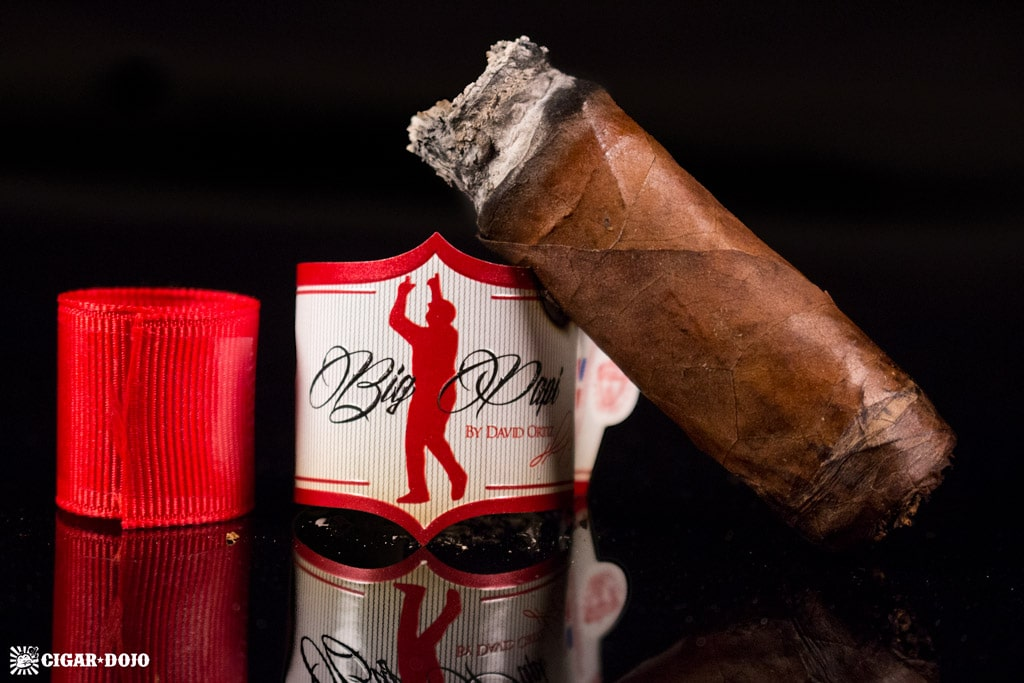 Big Papi by David Ortiz cigar review and rating