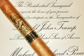 Gurkha Trump Presidente limited edition cigar