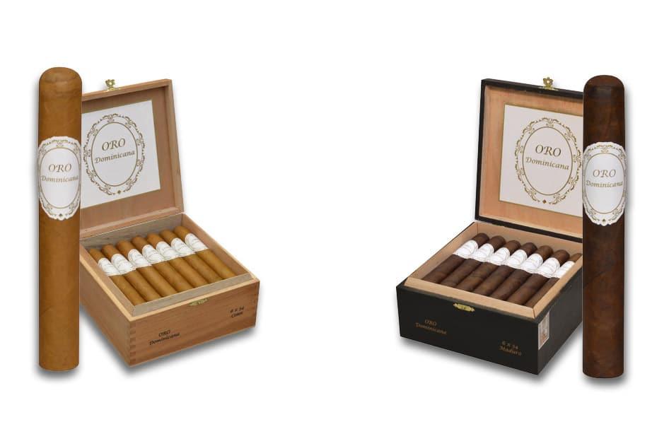 Quesada Oro Dominicana cigars