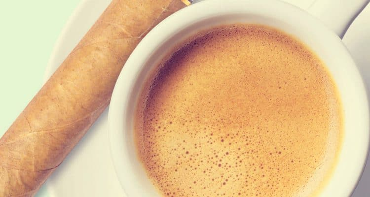 The Cigar Enthusiast's Guide to Espresso