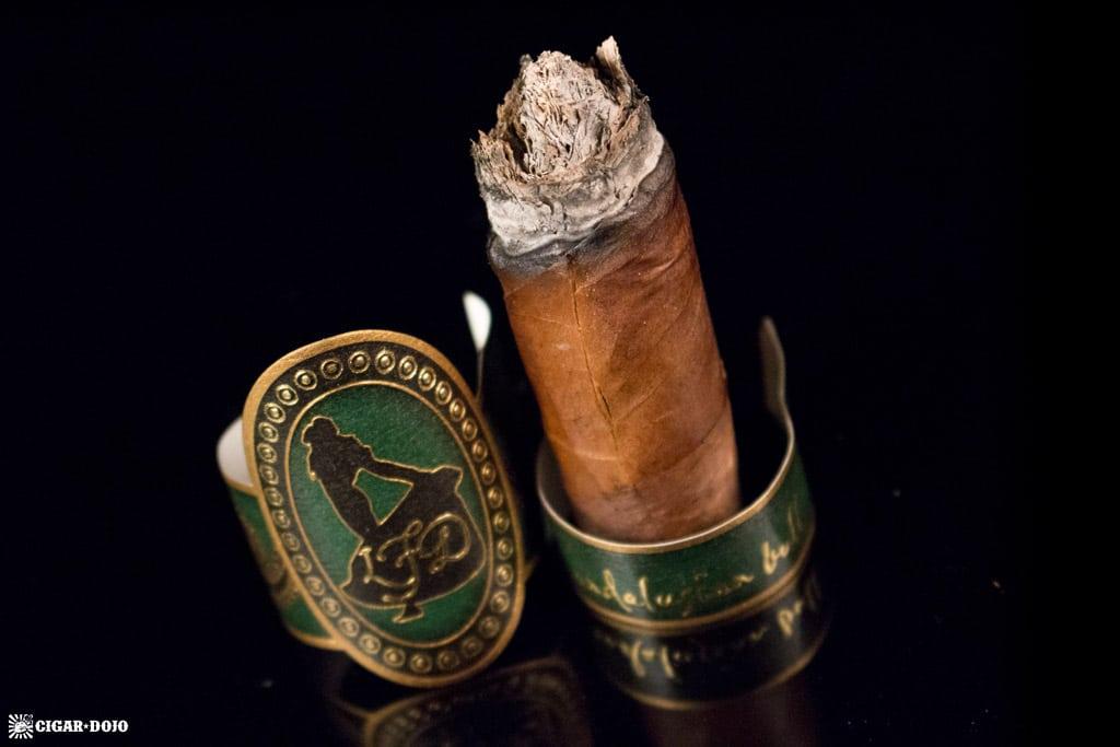 LFD Andalusian Bull cigar nub