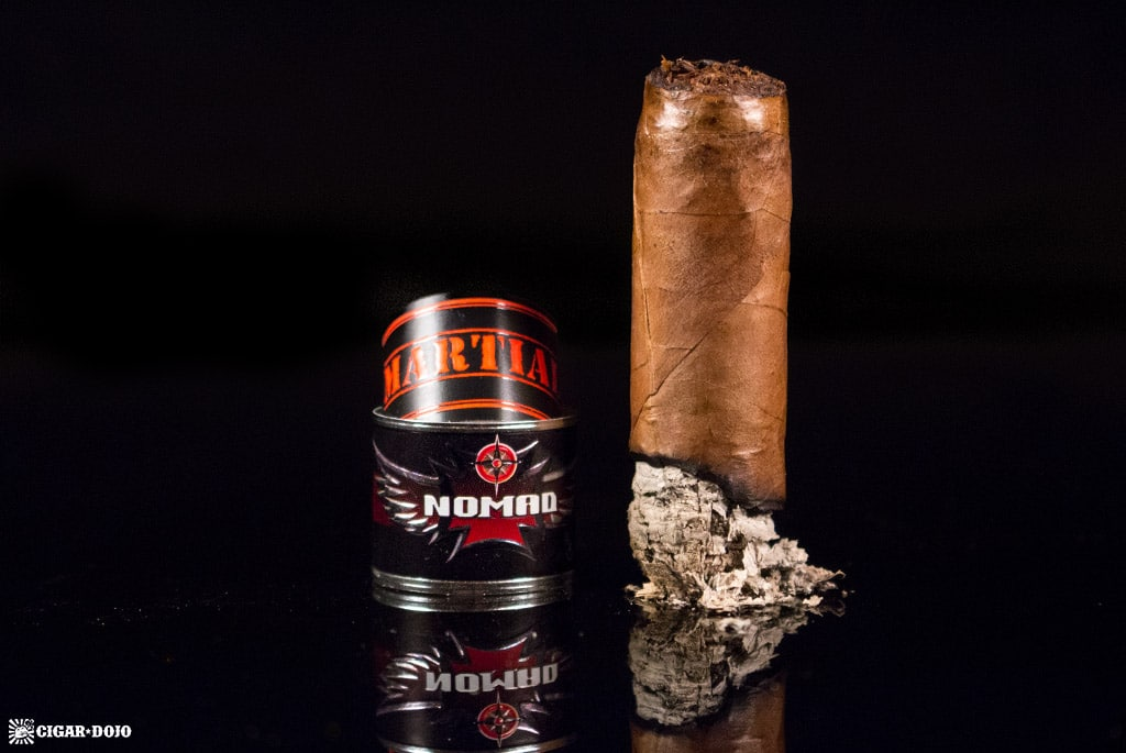 Nomad Martial Law Toro cigar review and rating