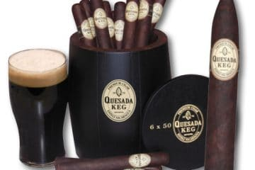 Quesada Keg 2017 cigar release