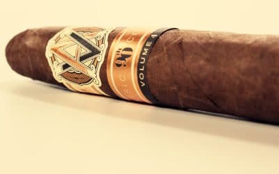 AVO 90th Classic Covers Volume 4 cigar review