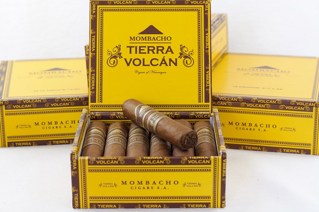 Mombacho Cigars updated packaging