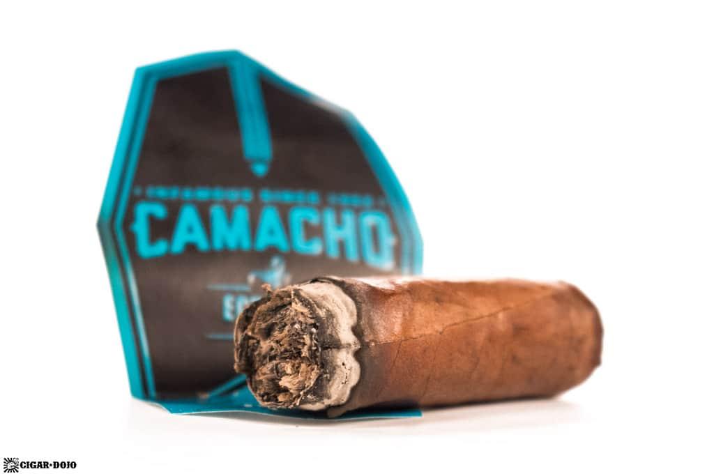 Camacho Ecuador Box-Pressed BXP toro cigar nub