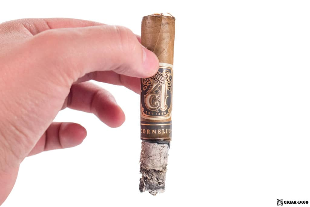 Cornelius Corona Gorda cigar review