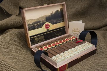 EIROA The First 20 Colorado cigars open box